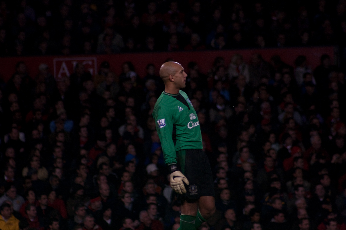 HOMEWARD BOUND: TIM HOWARD AND SHADES OF MEDIOCRITY