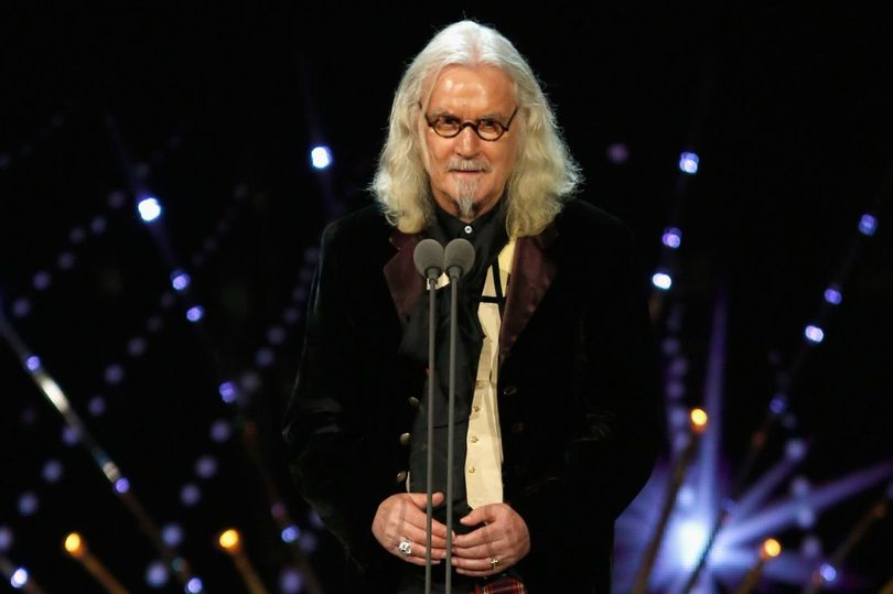 MERSEY-CLYDE: BILLY CONNOLLY LIVE IN LIVERPOOL