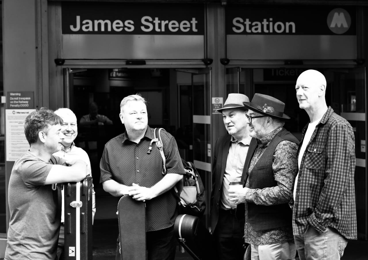 SING THE CHANGES: JOHN JENKINS & THE JAMES STREET BAND