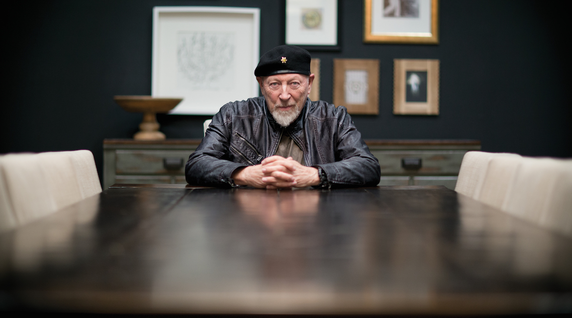 THE RAMBLING ITCH: RICHARD THOMPSON