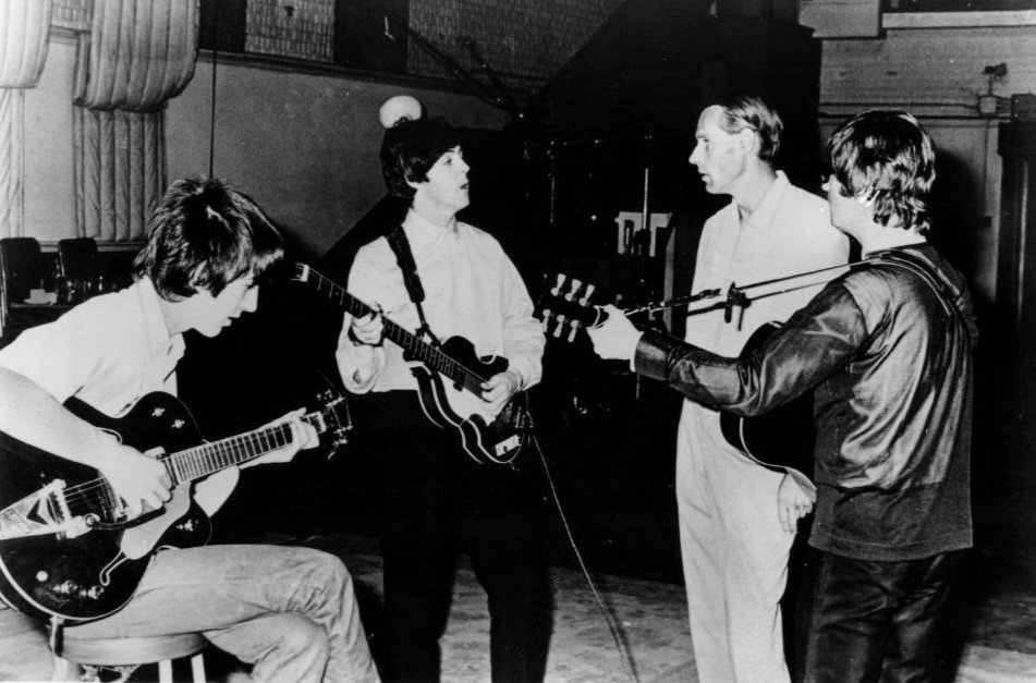 LAST THOUGHTS ON GEORGE MARTIN